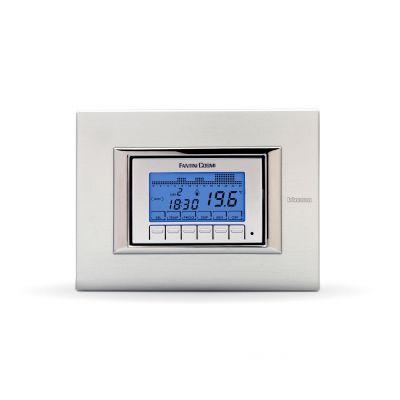 Fantini cosmi ch141 termostato da incasso for Istruzioni termostato fantini cosmi