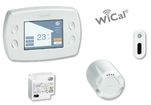 Caleffi Wical La Migliore Centralina Termica Wireless