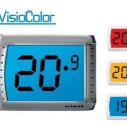 cronotermostato colorato touch screen Orieme
